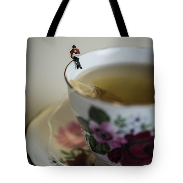 Start Of The Day Tote Bag