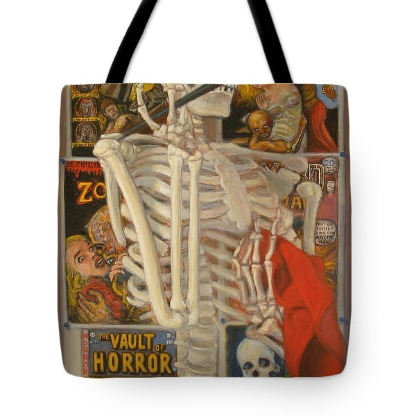 Starving Artist Tote Bag by Donelli  DiMaria