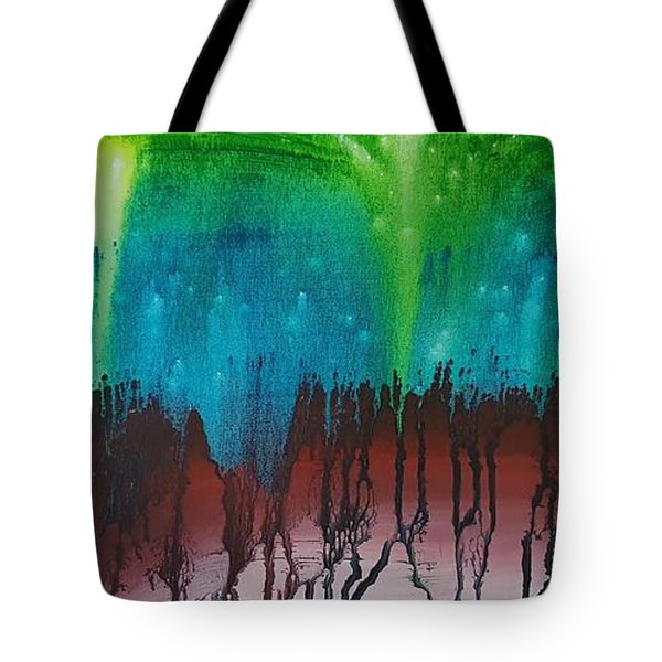 What Should I Call This Painting?  Tote Bag