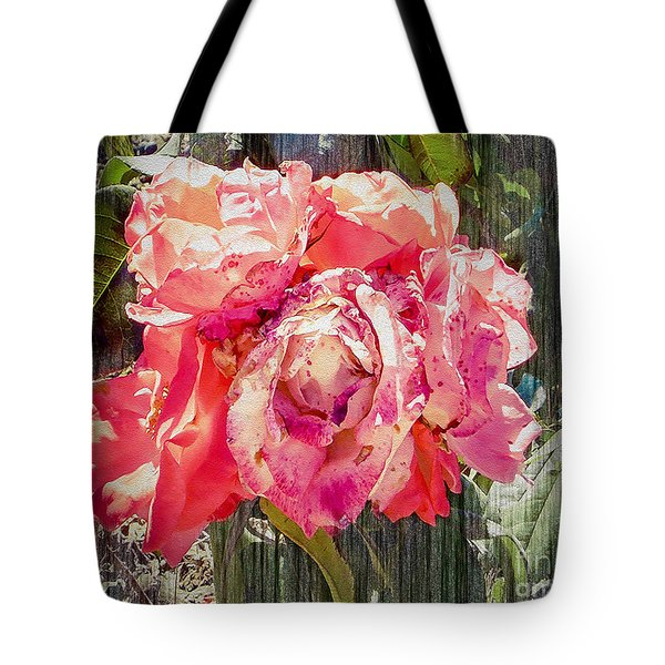 State Of Grace Tote Bag