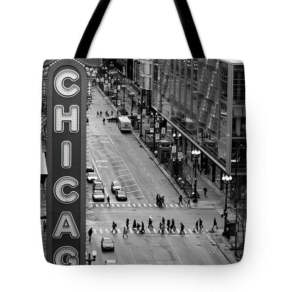 State Street Tote Bag by Lauri Novak