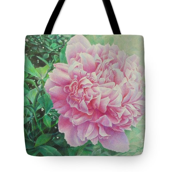 State Treasure Tote Bag by Pamela Clements