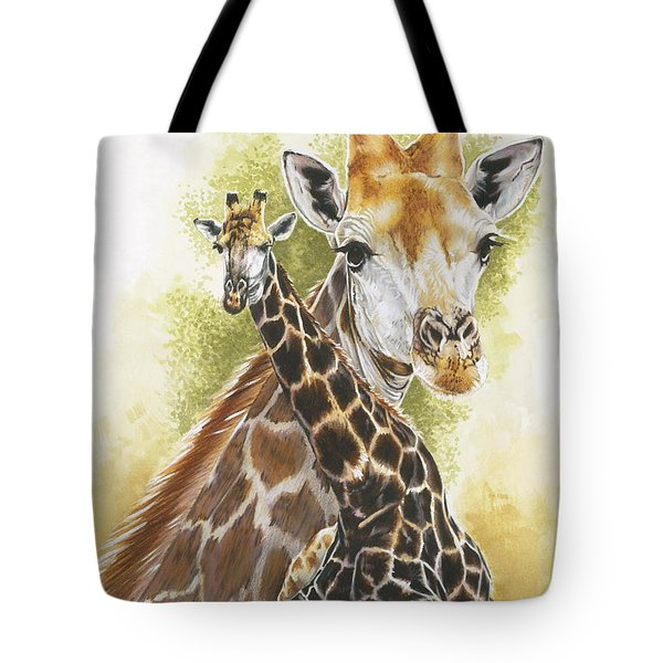 Stateliness Tote Bag