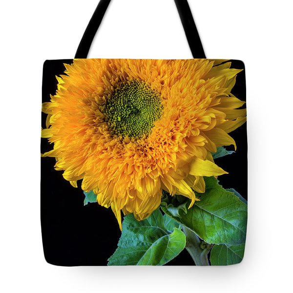 Stately Sunflower Tote Bag