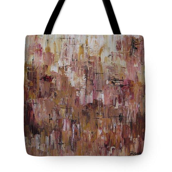 Static Tote Bag