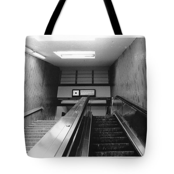 Station Stop  Tote Bag