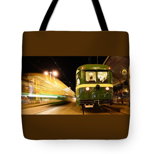 Tote Bag featuring the photograph Stationary by Steve Siri