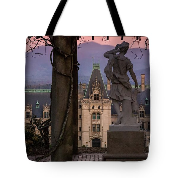 Statue Of Diana Tote Bag
