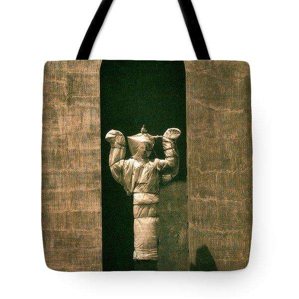 Statues Individual #1 Tote Bag