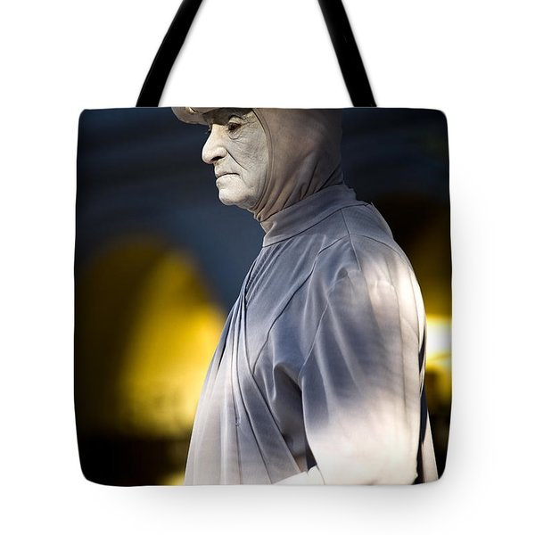 Statuesque Tote Bag