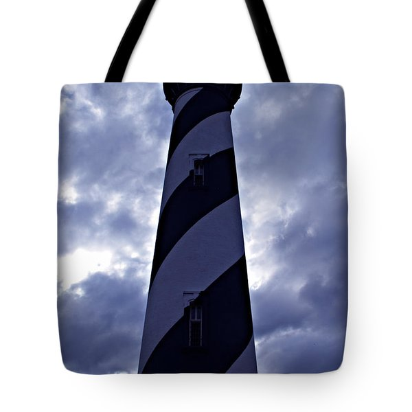 St.augustine Light House Tote Bag