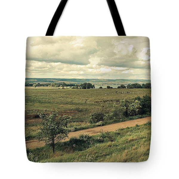 Stausee Kelbra  #nature  #flowers Tote Bag