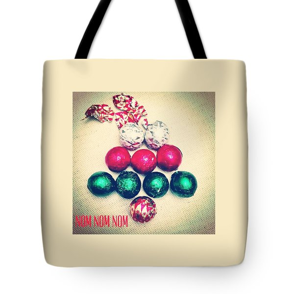 Stay Happy This Holiday Season Tote Bag