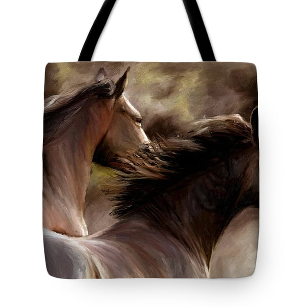 Stay Together Tote Bag by James Shepherd