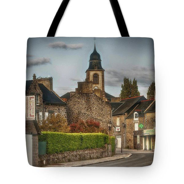 St.coulomb Tote Bag