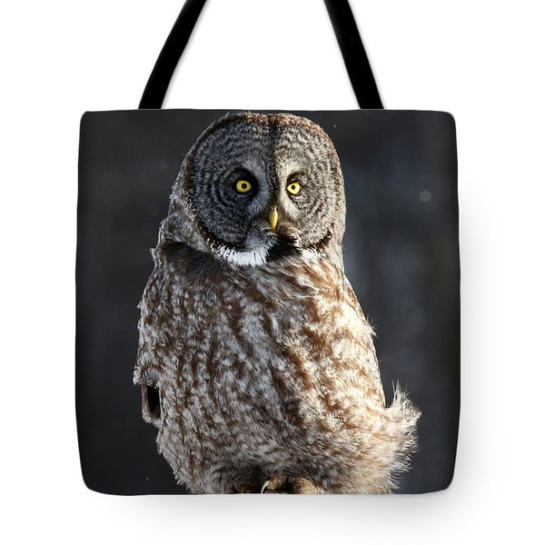 Steadfast In The Wind Tote Bag