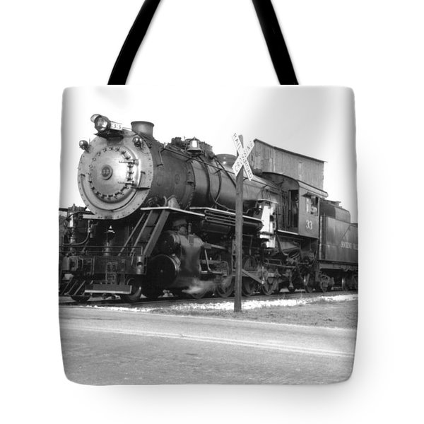 Steam In Motion Tote Bag