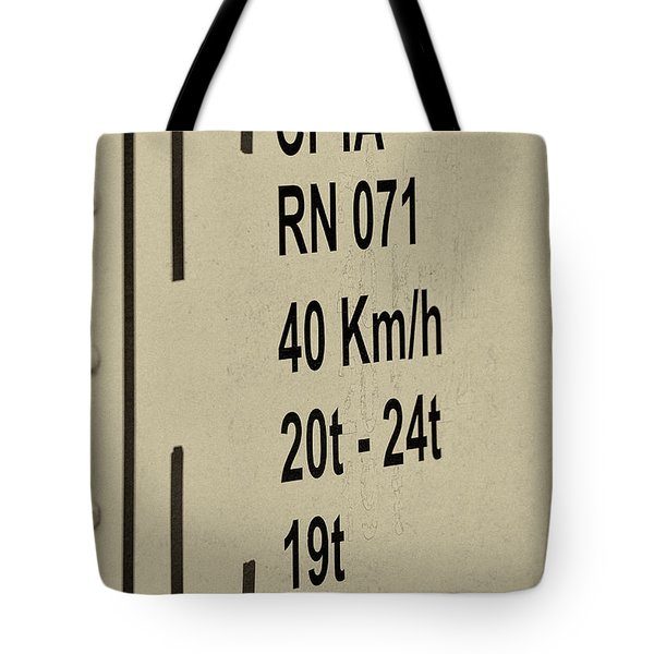 Tote Bag featuring the photograph Steam Train Series No 30 by Clare Bambers