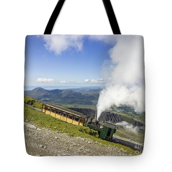 Steam Train To Snowdon Photograph By Ian Mitchell