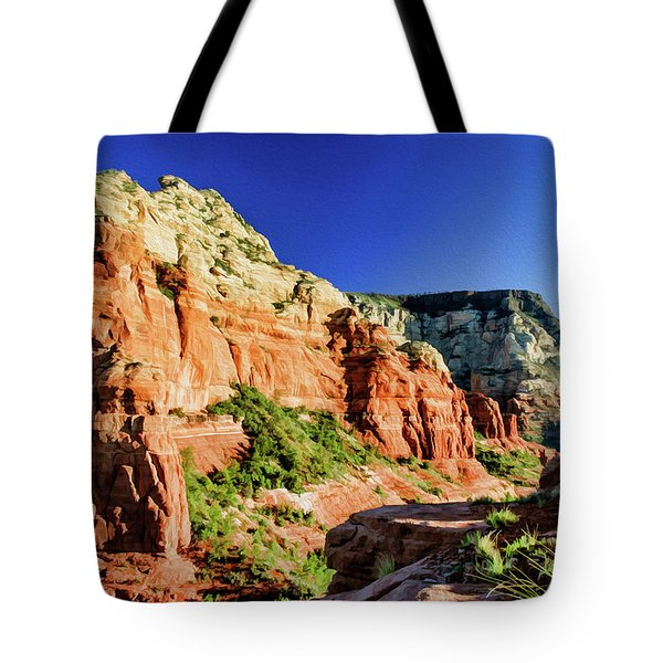 Steamboat 07-158 Tote Bag by Scott McAllister