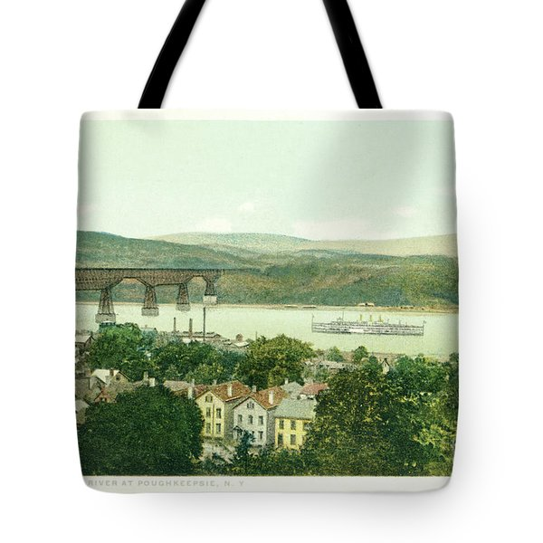 Steamers Waterfront And Ferrys - 07 Tote Bag