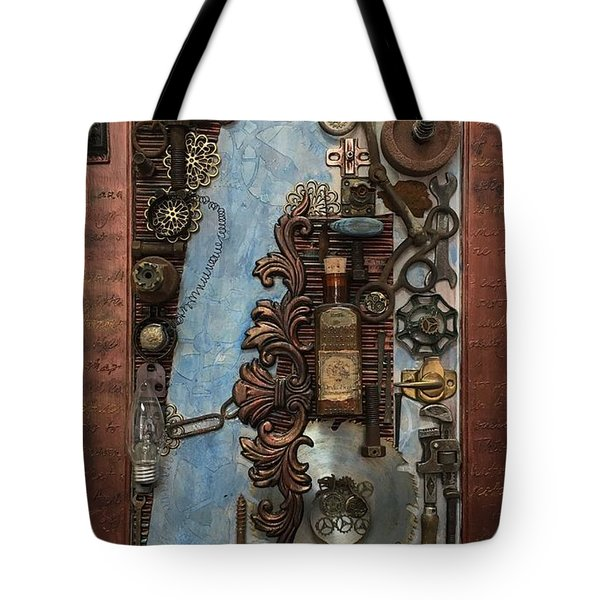Steampunk 1 Tote Bag