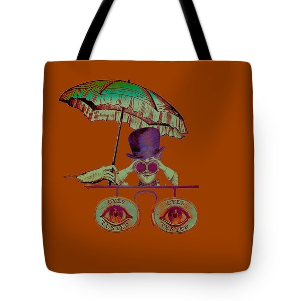 Steampunk T Shirt Design Tote Bag
