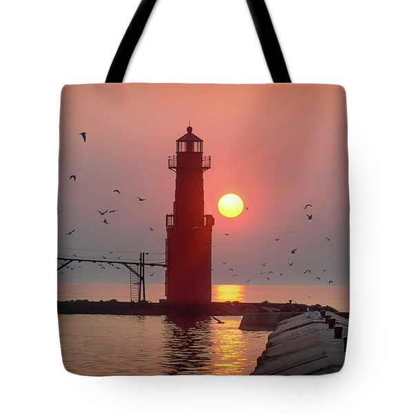 Steamy And Dreamy Tote Bag