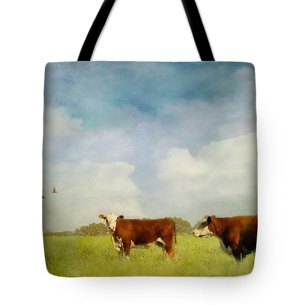 Tote Bag featuring the photograph Steamy Hot Summer Days by Jan Amiss Photography