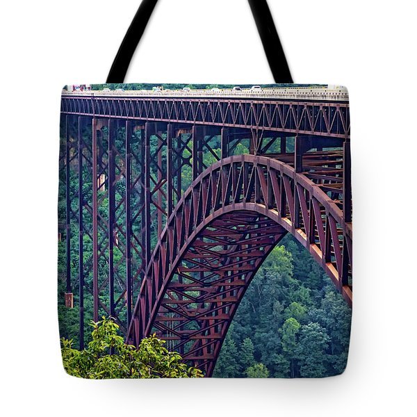 Steel Wonder 4 Tote Bag