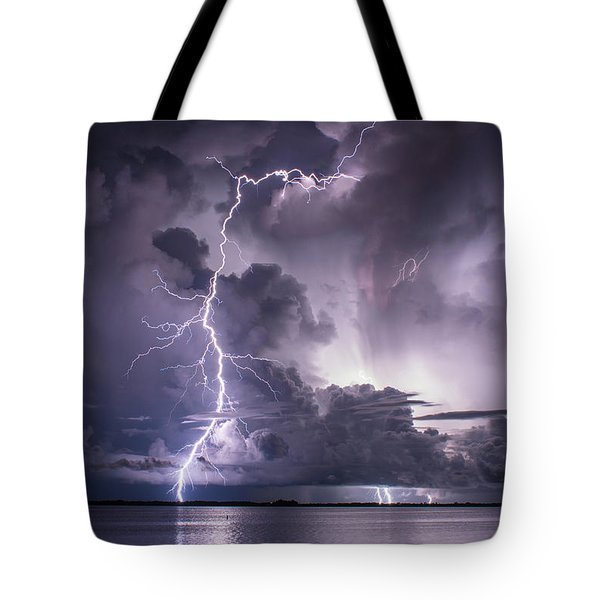 Steely Blue 2 Tote Bag