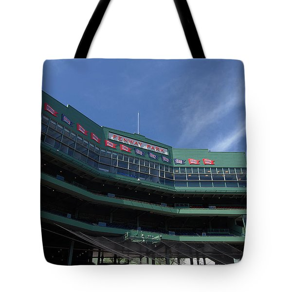 Steeped In History Tote Bag