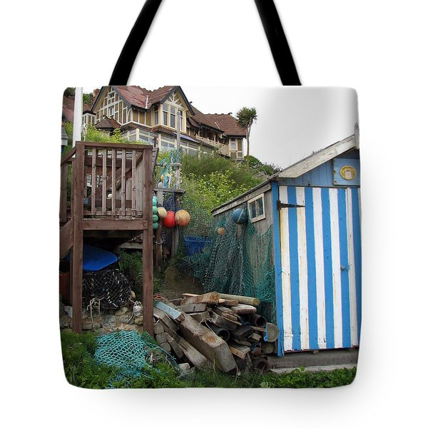 Steephill Cove Tote Bag