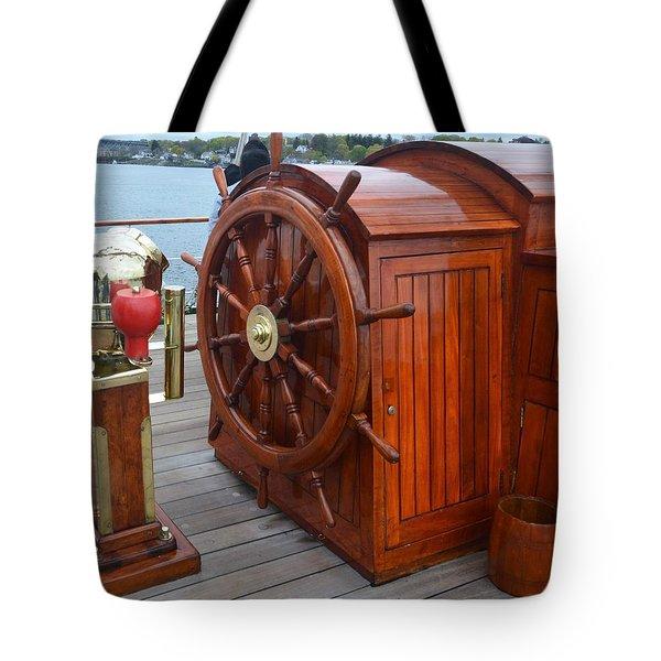 Steer This Tote Bag