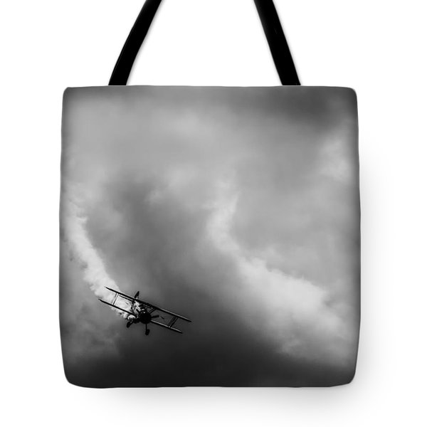 Steerman Tote Bag