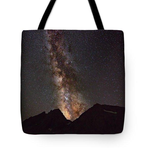 Stellar Eruption II Tote Bag