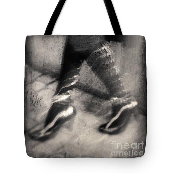 Step Tote Bag
