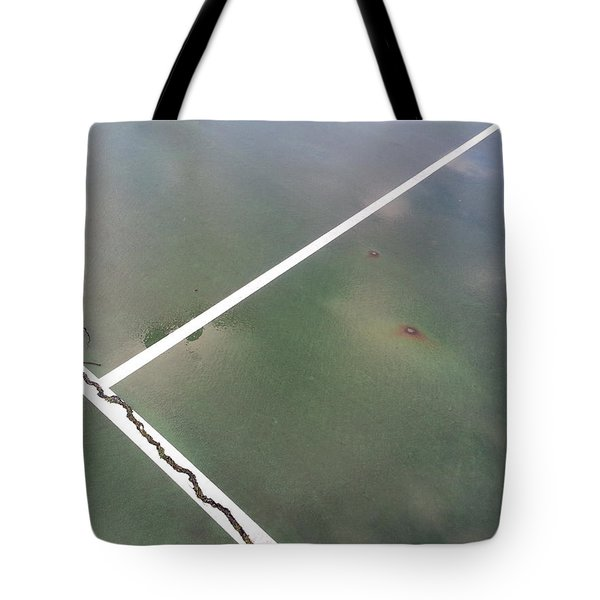 Step On A Crack... Tote Bag