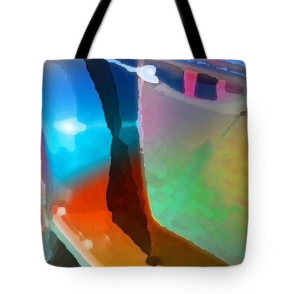 Step Up Tote Bag
