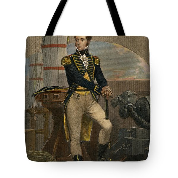 Stephen Decatur Tote Bag