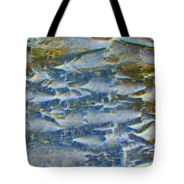Tote Bag featuring the photograph Stepping Stones by Lenore Senior