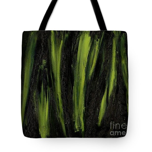 Stepping Through Mens Blades Of Mars Tote Bag by Talisa Hartley