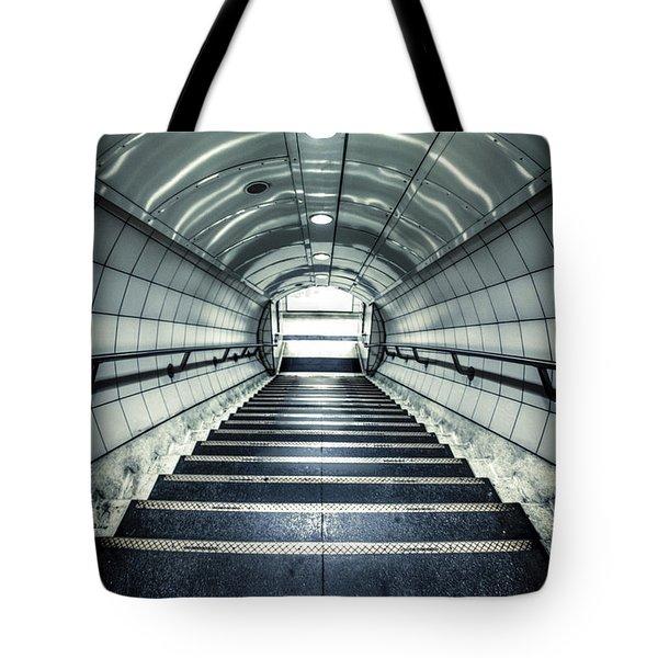 Steppings Tones Tote Bag