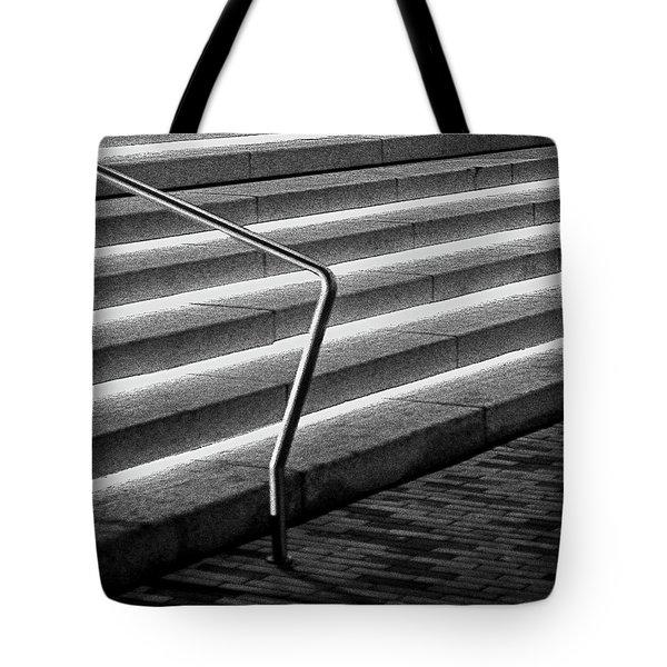 Steps Tote Bag