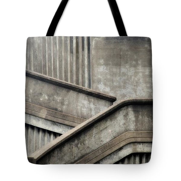 Steps Tote Bag by Newel Hunter