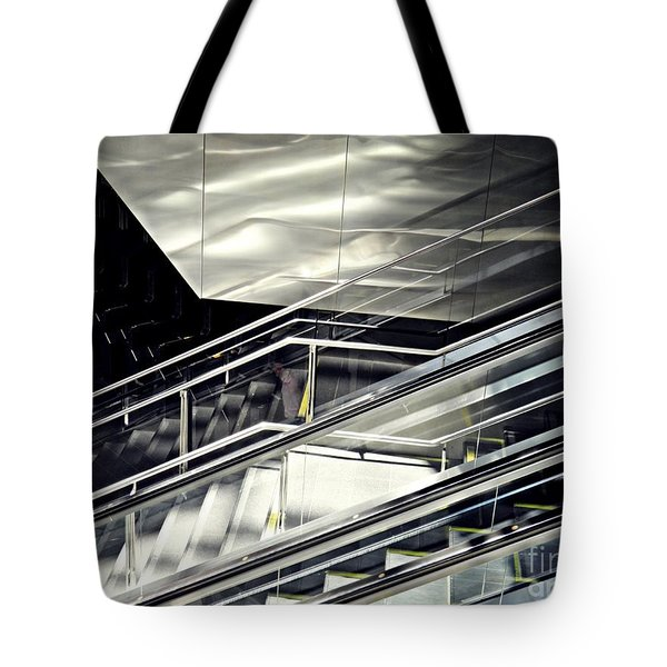 Steps Tote Bag by Sarah Loft
