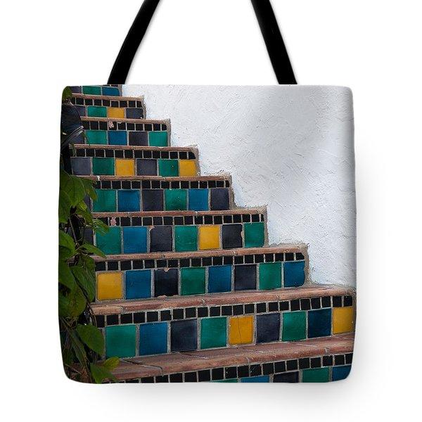 Steps Two Tote Bag