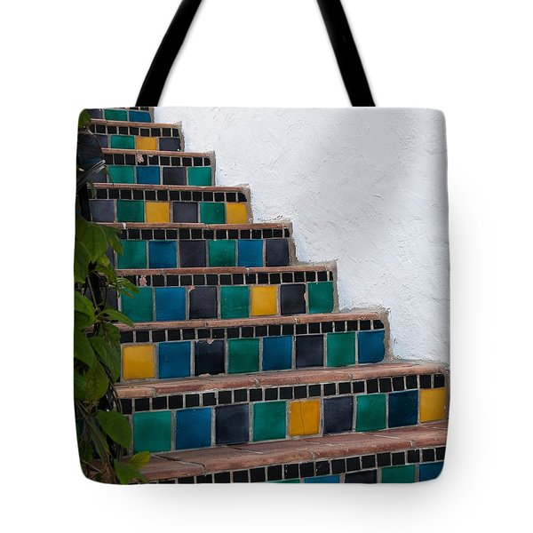 Steps Two Tote Bag