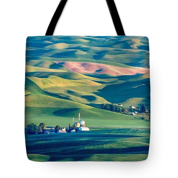 Steptoe View Tote Bag