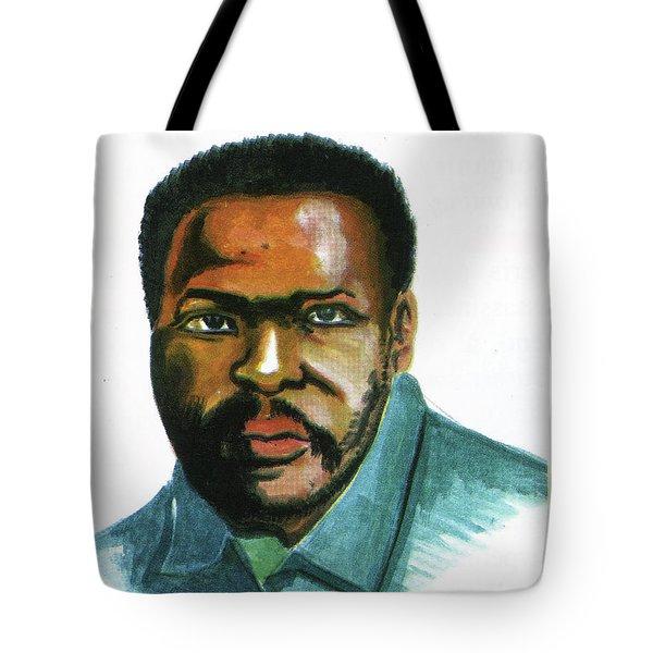 Steve Biko Tote Bag